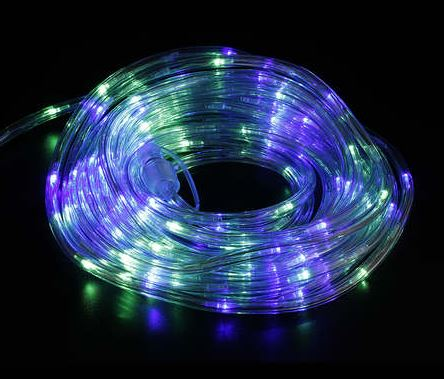 more photos da1ad f01aa Multi-Coloured Connectible Rope Light LED